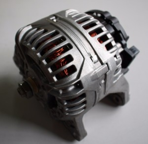 Alternator (120A) (Eco) - Superb I